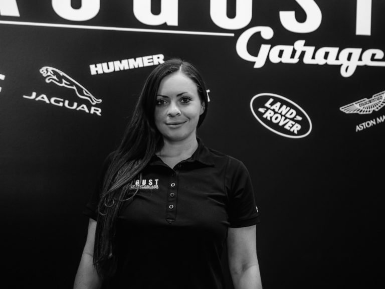 Kathryn Tosh - Service Advisor at at August Garage in Kelowna BC