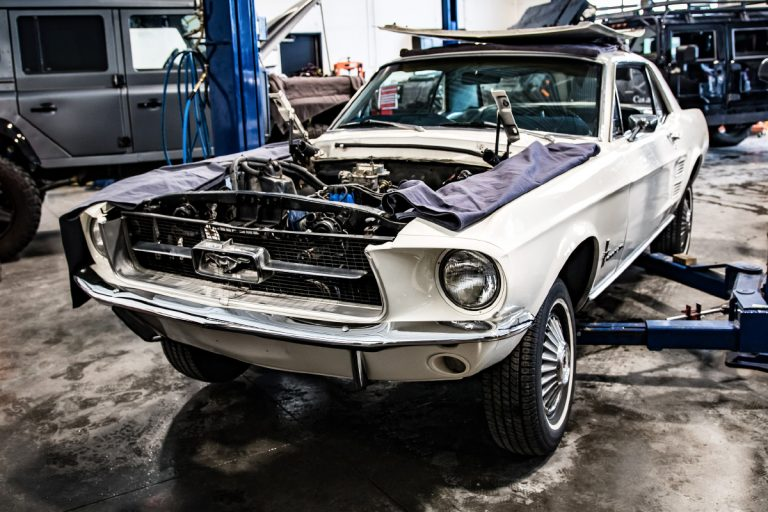 1967 Ford Mustang - Featured August Garage Project