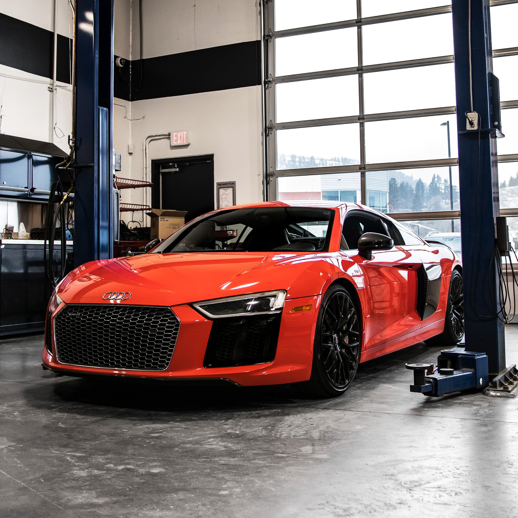 Audi Repair and Maintenance at August Garage in Kelowna BC