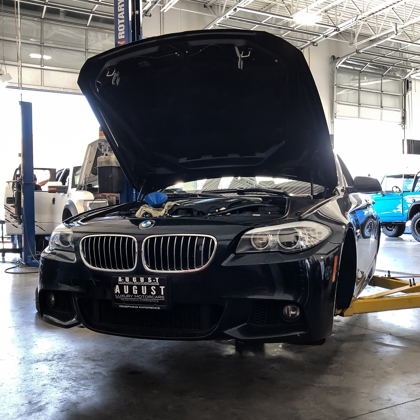 BMW Repair and Maintenance at August Garage in Kelowna BC
