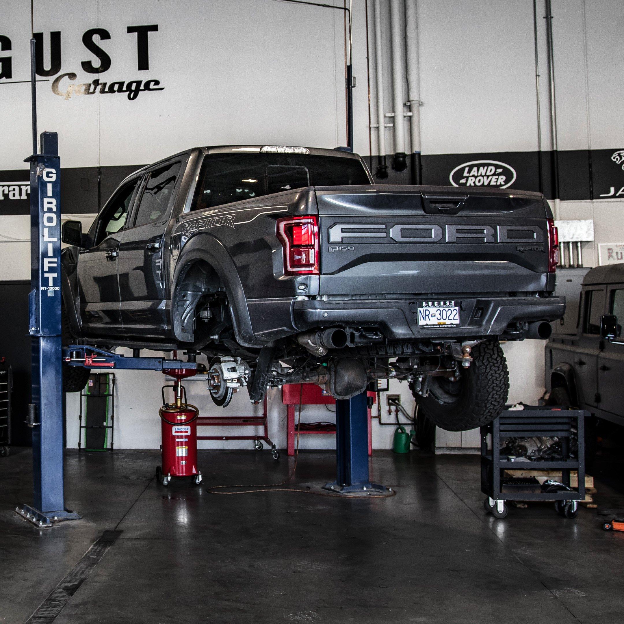 Mercedes-Benz Repair and Maintenance at August Garage in Kelowna BC